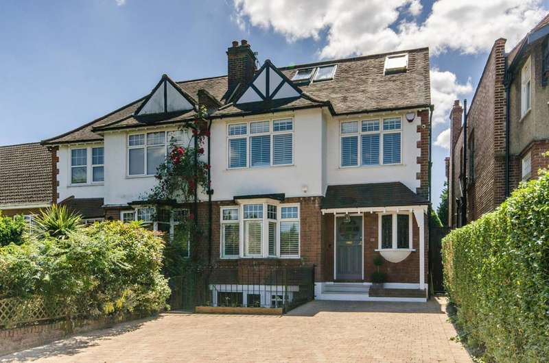 5 Bedrooms House for sale in Torrington Park, North Finchley, N12