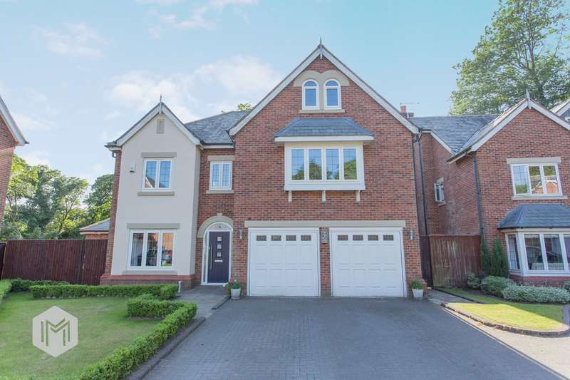 6 Bedrooms Detached House for sale in The Keep, Bolton, BL1
