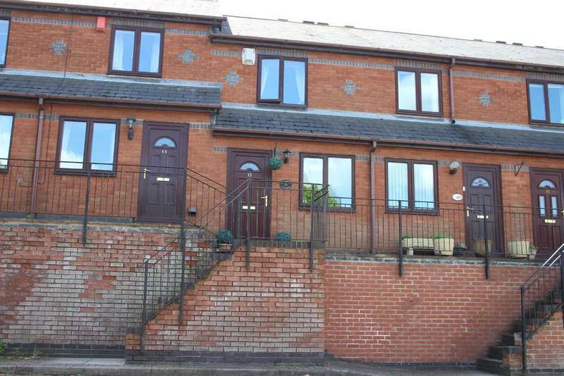 2 Bedrooms Terraced House for sale in Stapleton Lane, Barwell