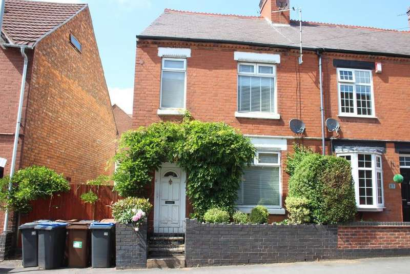 3 Bedrooms Terraced House for sale in Holliers Walk, Hinckley