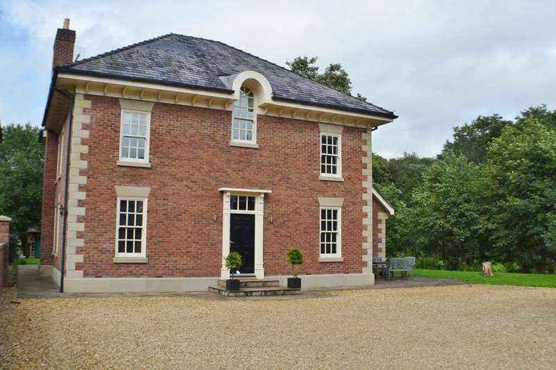7 Bedrooms Detached House for sale in Wards Lane, Congleton