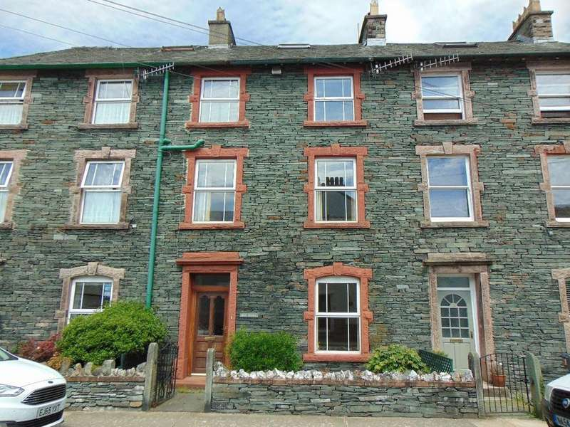 5 Bedrooms Town House for sale in 17 Acorn Street, Keswick, Cumbria, CA12 4EA