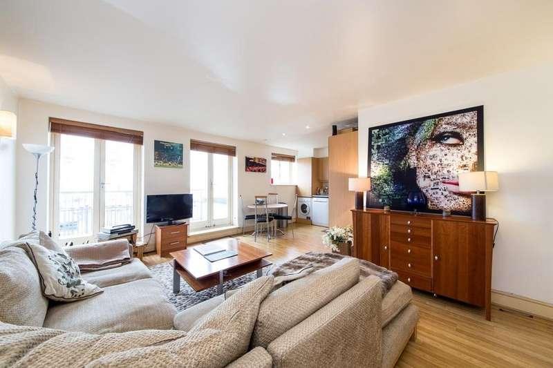 2 Bedrooms Apartment Flat for sale in Kingsbridge Court, Dockers Tanner Road, Docklands E14
