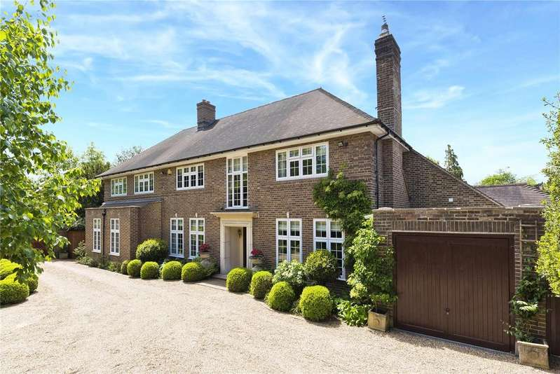 6 Bedrooms Detached House for sale in Copsem Lane, Esher, Surrey, KT10