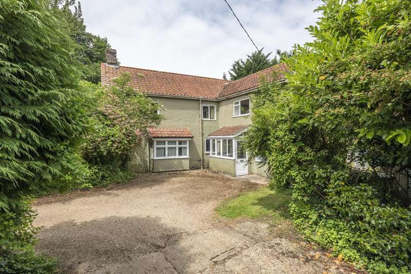 4 Bedrooms Detached House for sale in Daffy Green, Shipdham IP25