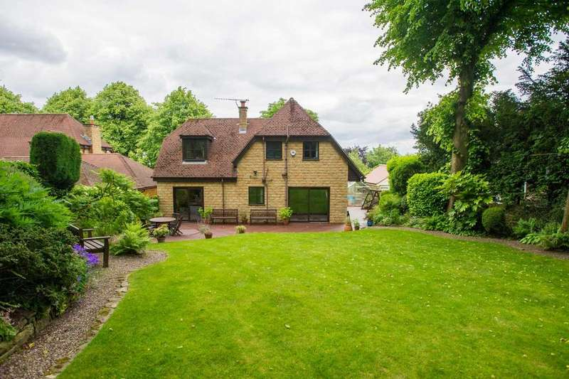 4 Bedrooms Detached House for sale in Brincliffe Crescent, Brincliffe, Sheffield, S11 9AW