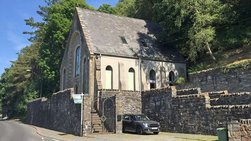 4 Bedrooms Detached House for sale in Maentwrog, Gwynedd, LL41