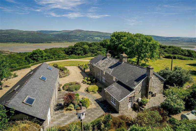4 Bedrooms Detached House for sale in Glygyrog Wen, Aberdyfi, Gwynedd, LL35