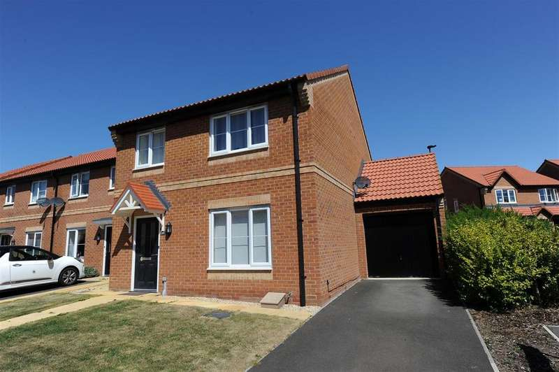 4 Bedrooms Detached House for sale in Beechwood Grove, Colburn, Catterick Garrison
