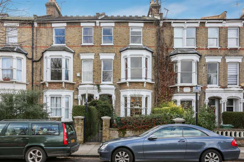 5 Bedrooms Terraced House for sale in Huddleston Road, London