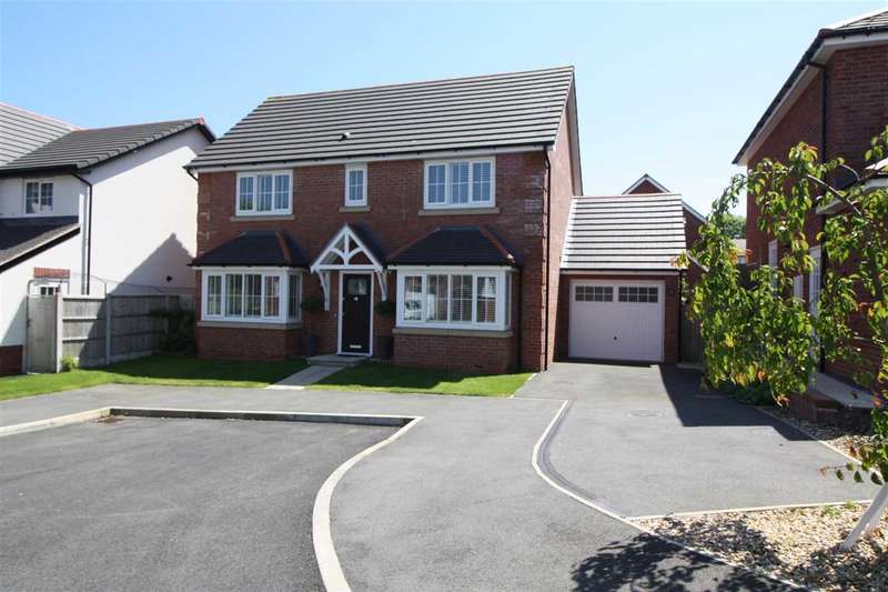 4 Bedrooms Detached House for sale in Pant Y Briallu, Benllech, Benllech