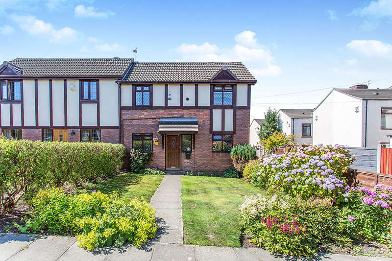 2 Bedrooms Semi Detached House for sale in Marlbrook Drive, Westhoughton, Bolton, BL5