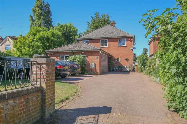 4 Bedrooms Detached House for sale in 55 Gayton Road, Gaywood