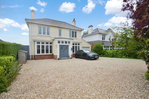 4 Bedrooms Detached House for sale in Chudleigh Road, Alphington, Exeter