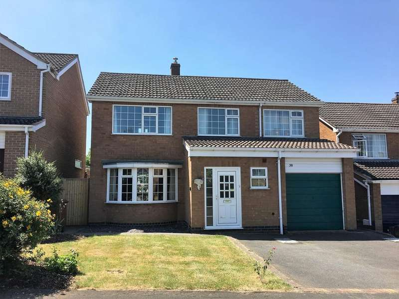 4 Bedrooms Detached House for sale in Hall Orchard Lane, Frisby-On-The-Wreake, LE14 2NH