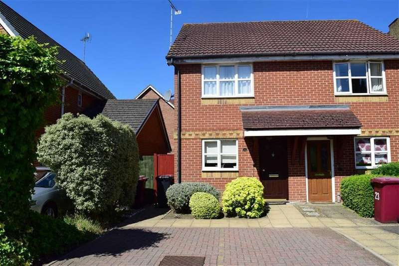2 Bedrooms Semi Detached House for sale in Patrick Road, Caversham, Reading