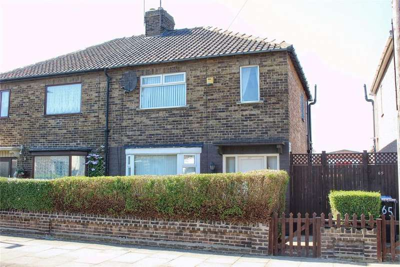 3 Bedrooms Terraced House for sale in Merlin Road, Middlesbrough