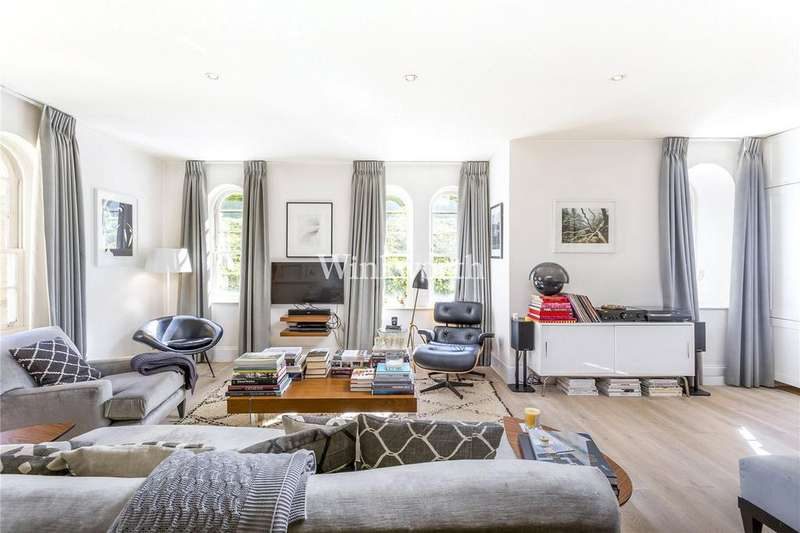 4 Bedrooms Flat for sale in Princess Park Manor, Royal Drive, London, N11