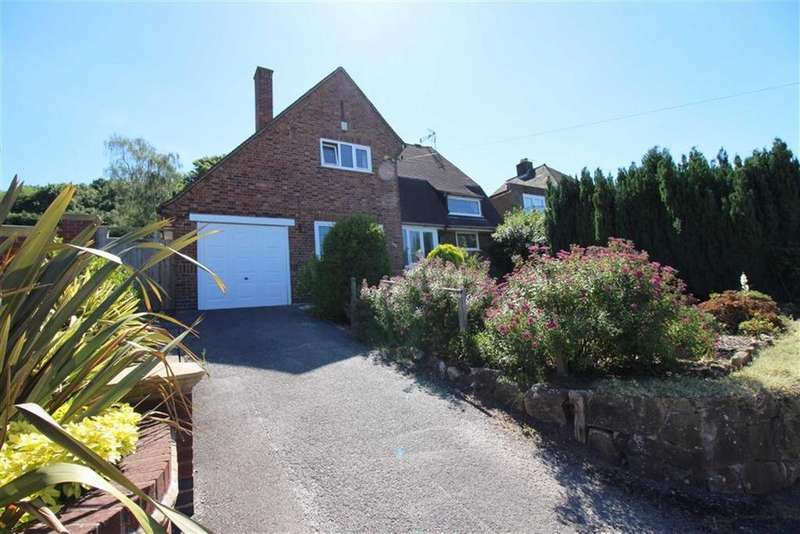 3 Bedrooms Detached House for sale in Alfreton Road, Little Eaton, Derby