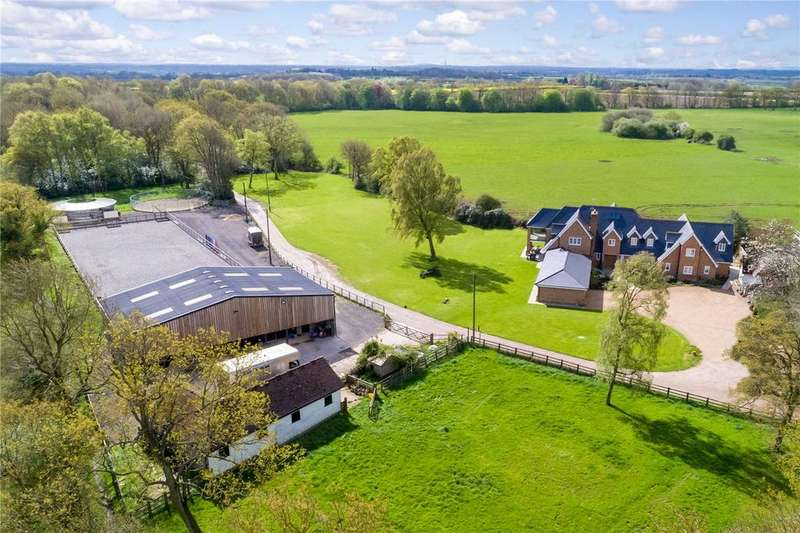 5 Bedrooms Farm Commercial for sale in Akeley, Buckingham
