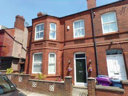 6 Bedrooms Semi Detached House for sale in Chapel Avenue, Liverpool, Merseyside, L9