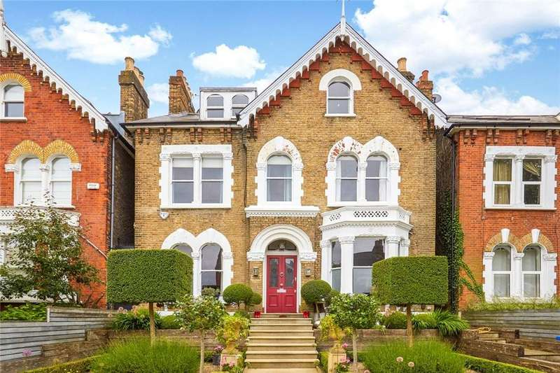 7 Bedrooms Detached House for sale in Marmora Road, East Dulwich, London, SE22