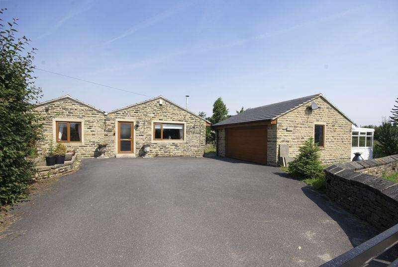 2 Bedrooms Bungalow for sale in Briercroft, Greetland Road, Barkisland, HX4 0BA