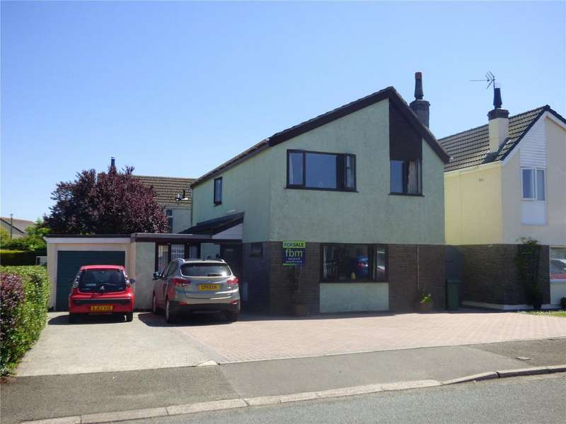 4 Bedrooms Detached House for sale in Margarets Way, Pembroke, Pembrokeshire
