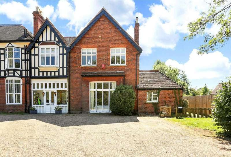 3 Bedrooms Semi Detached House for sale in Toonagh, Winkfield Street, Winkfield, Windsor, SL4