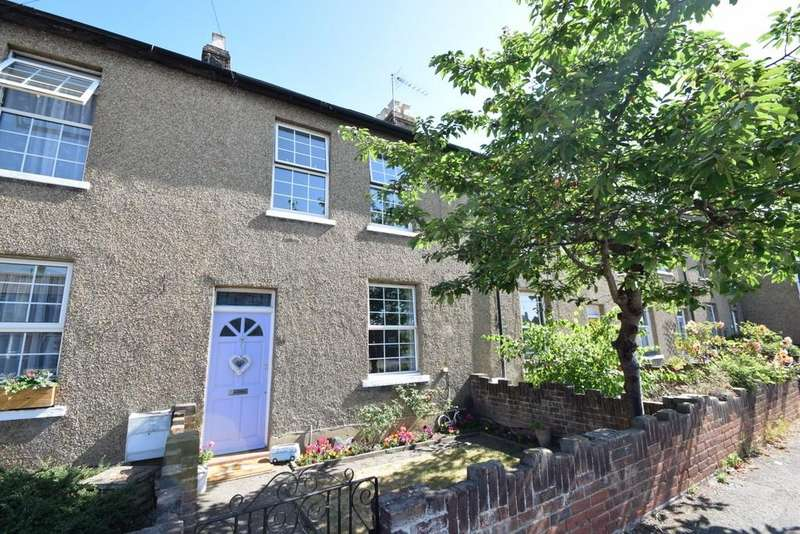 2 Bedrooms Terraced House for sale in Eton Wick Road, Eton Wick, SL4