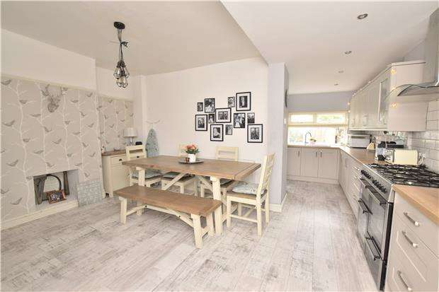 3 Bedrooms Terraced House for sale in Rodney Road, Kingswood, BS15 1EH