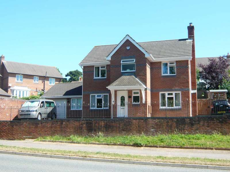 4 Bedrooms Detached House for sale in St Briac Way, Exmouth