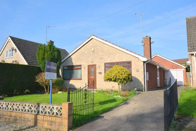 3 Bedrooms Bungalow for sale in Little Morton Road, North Wingfield, Chesterfield, S42