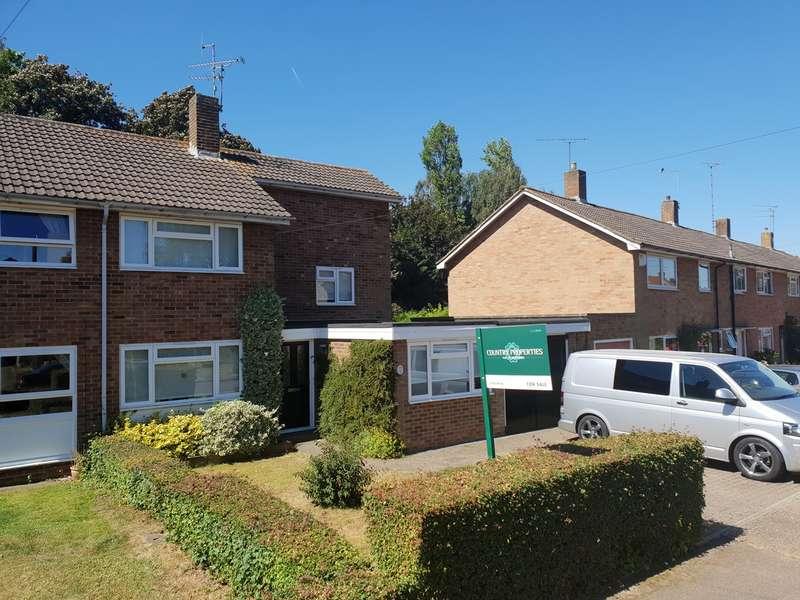 3 Bedrooms End Of Terrace House for sale in Springfields, Welwyn Garden City, AL8