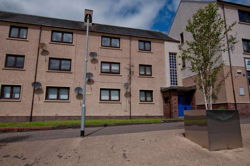 2 Bedrooms Flat for sale in Main Street, Sauchie