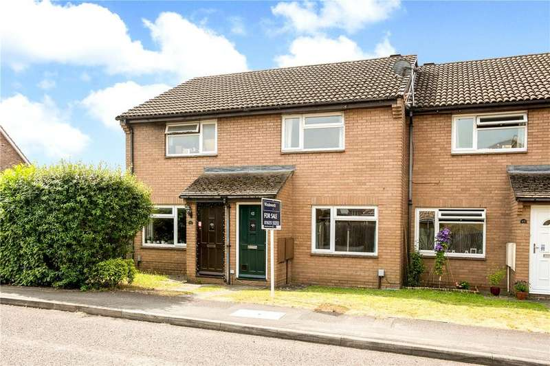 2 Bedrooms Terraced House for sale in Braemore Close, Thatcham, Berkshire, RG19