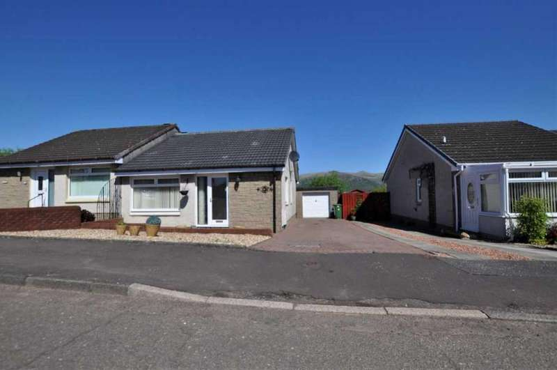 2 Bedrooms Bungalow for sale in 120 Nevis Crescent, Alloa, FK10 2BN, UK