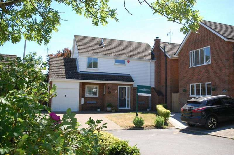 4 Bedrooms Detached House for sale in Wrights Orchard, Aston, Herts