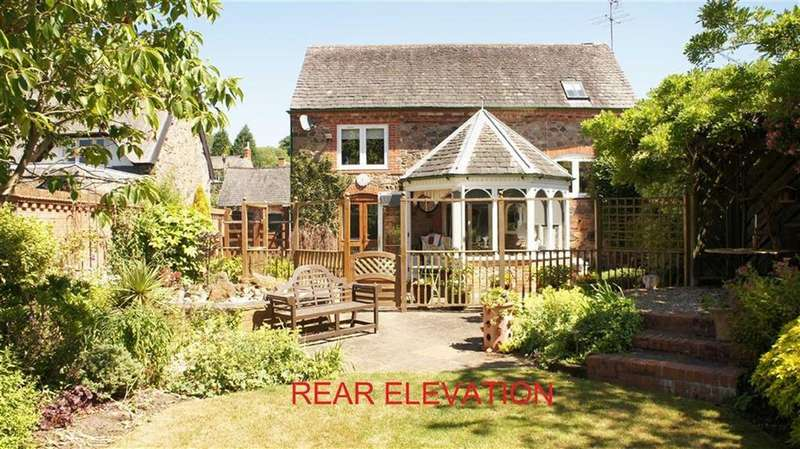 3 Bedrooms Barn Conversion Character Property for sale in Main Street, Newtown Linford