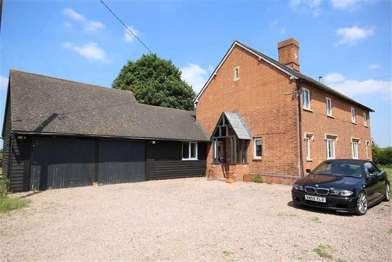 5 Bedrooms Detached House for sale in Long Green, Forthampton, Gloucester