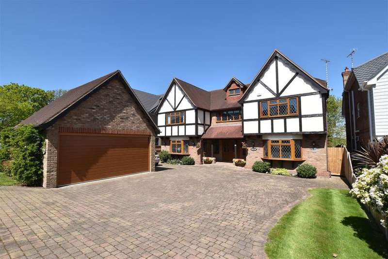 5 Bedrooms Detached House for sale in Hillside Road, Eastwood, Leigh-On-Sea