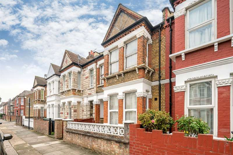 2 Bedrooms Flat for sale in Mount Pleasant Road, London