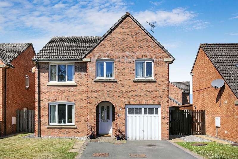 4 Bedrooms Detached House for sale in Mcfarlane Avenue, Kingholm Quay, Dumfries, DG1
