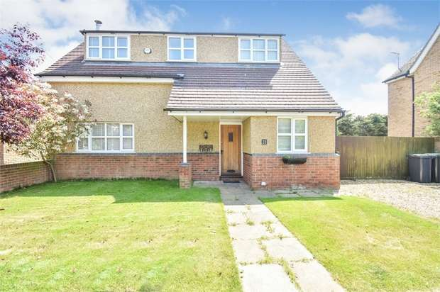 4 Bedrooms Detached House for sale in High Street, Meppershall, Shefford, Bedfordshire