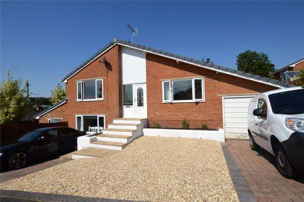4 Bedrooms Detached Bungalow for sale in Lame Johns Field, Crediton, Devon