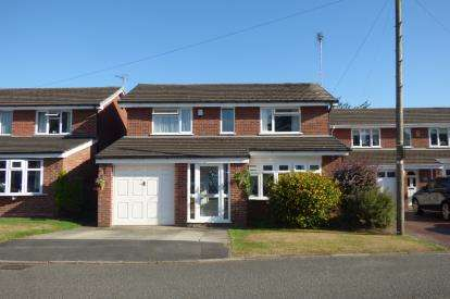4 Bedrooms Detached House for sale in Hickory Close, Woolston, Warrington, Cheshire