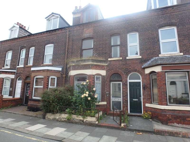 4 Bedrooms Terraced House for sale in Arpley Street, Warrington