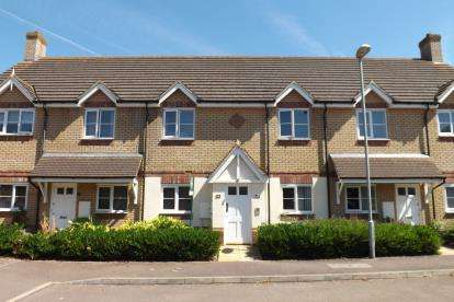 2 Bedrooms Flat for sale in Williams Court, Biggleswade, Bedfordshire
