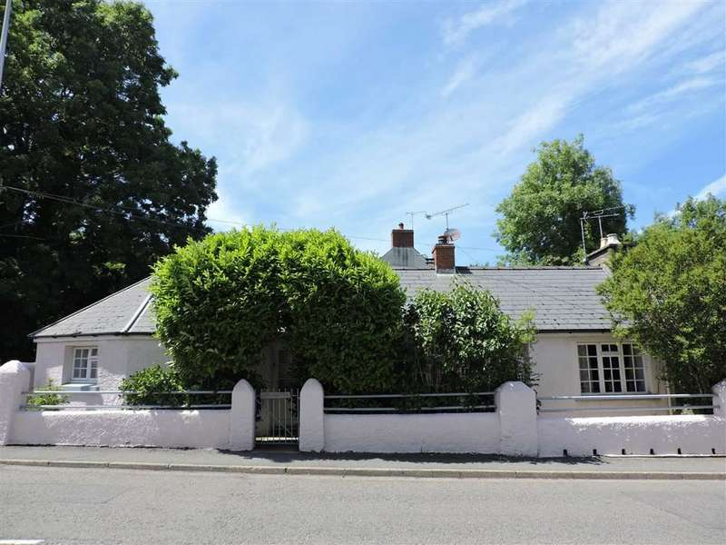 2 Bedrooms Cottage House for sale in Drim Terrace, Goodwick