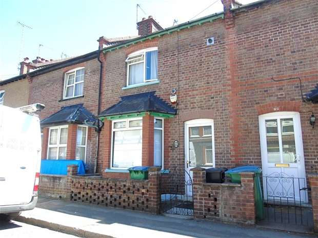 3 Bedrooms Terraced House for sale in Benskin Road, Watford